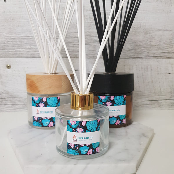 2019 Signature Collection -100ml Clear Reed Diffuser