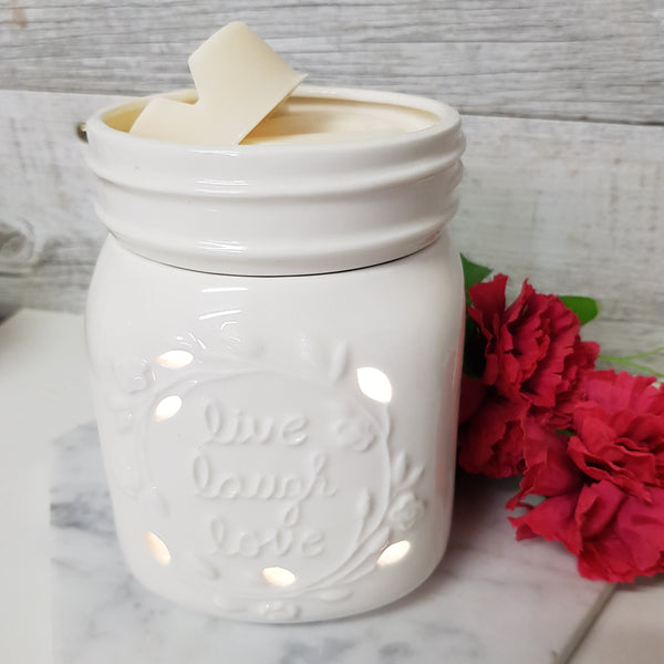 Live Laugh Love Melt / Candle Fragrance warmer