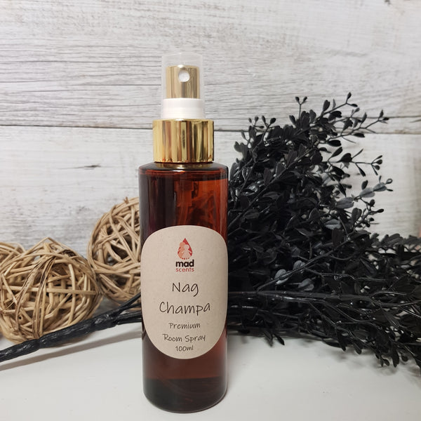 Nag Champa - 100ml Premium Room Spray