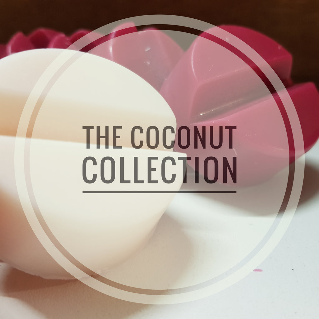 The Coconut Collection - Maxi Melt 6pack