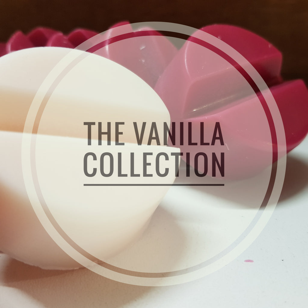 The Vanilla Collection -Standard Melt 6pack