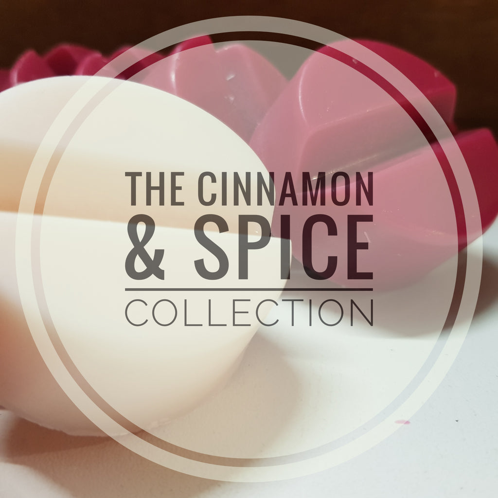 The Cinnamon & Spice Collection - Standard Melt 6pack