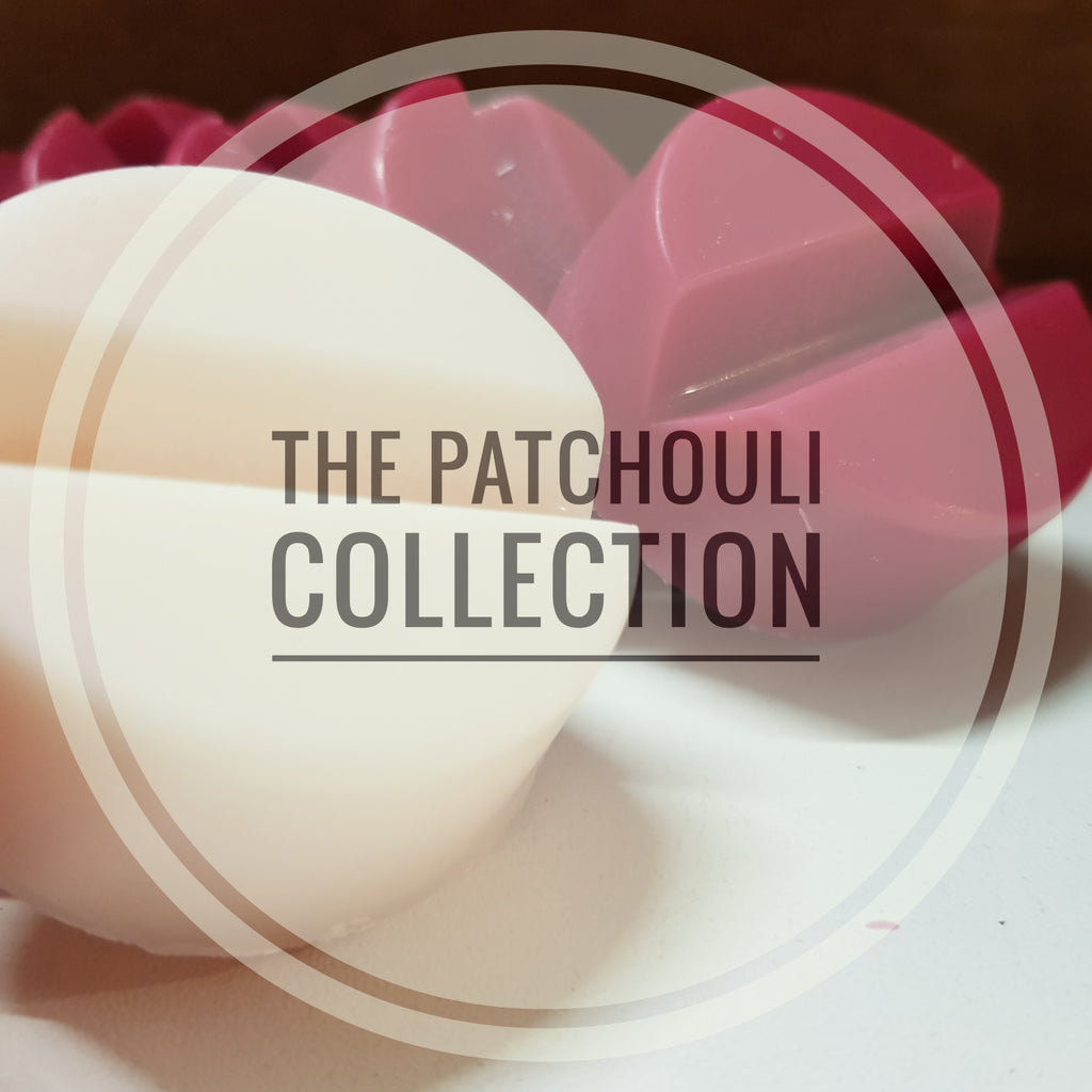 The Patchouli Collection - Standard Melt 6pack