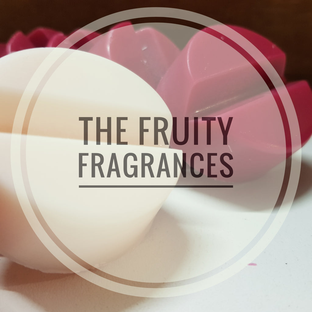 The Fruity Fragrances - Standard Melt 6pack