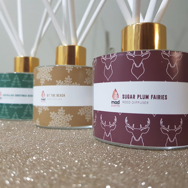 Sugar Plum Fairies - 120ml Reed Diffuser