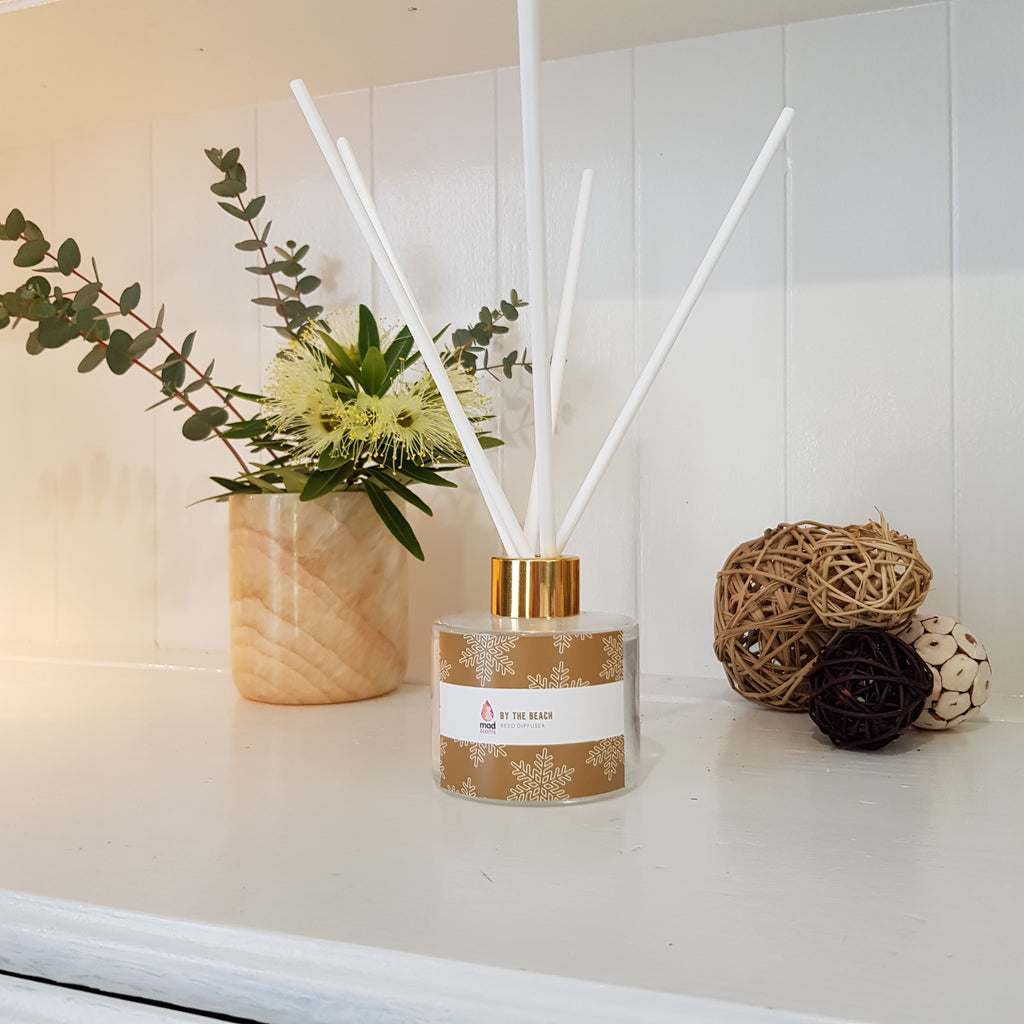 By the Beach - 120ml Reed Diffuser