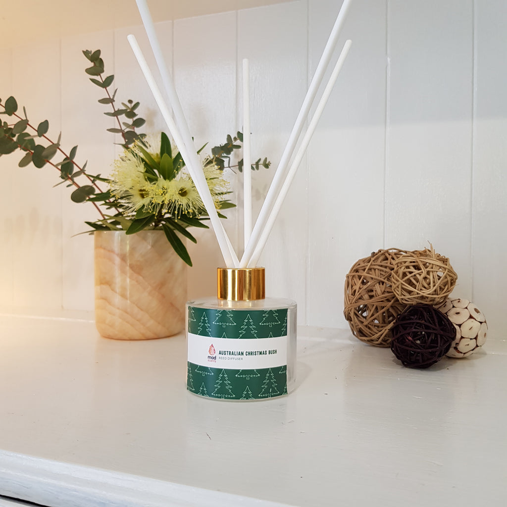 Australian Christmas Bush - 120ml Reed Diffuser