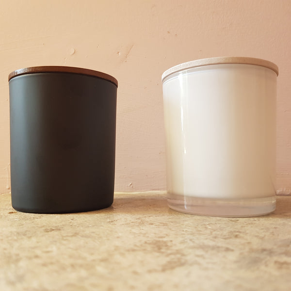 Choose your own fragrance candle (Made to order) - Wooden Wick Range