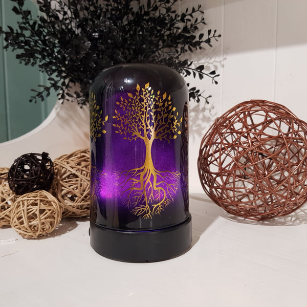 Enchanted Tree - Black Ultra Sonic Diffuser