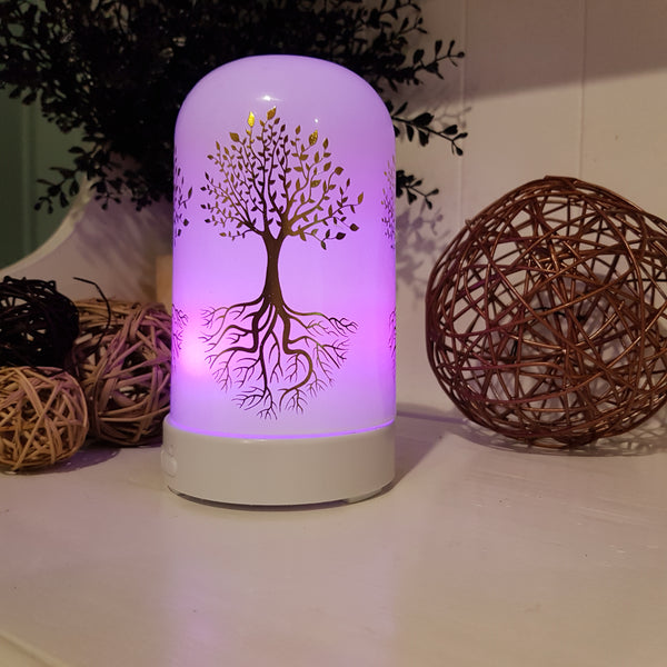 Enchanted Tree - White Ultra Sonic Diffuser
