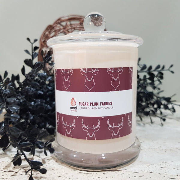 Sugar Plum Fairies Signature Candle (Standard)