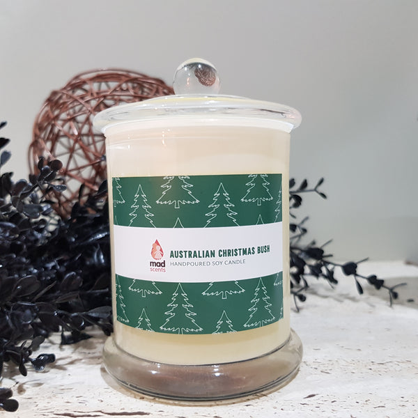 Australian Christmas Bush Signature Candle (Standard)