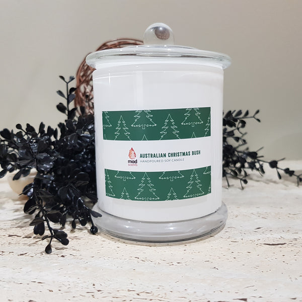 Australian Christmas Bush Signature Candle (Large)