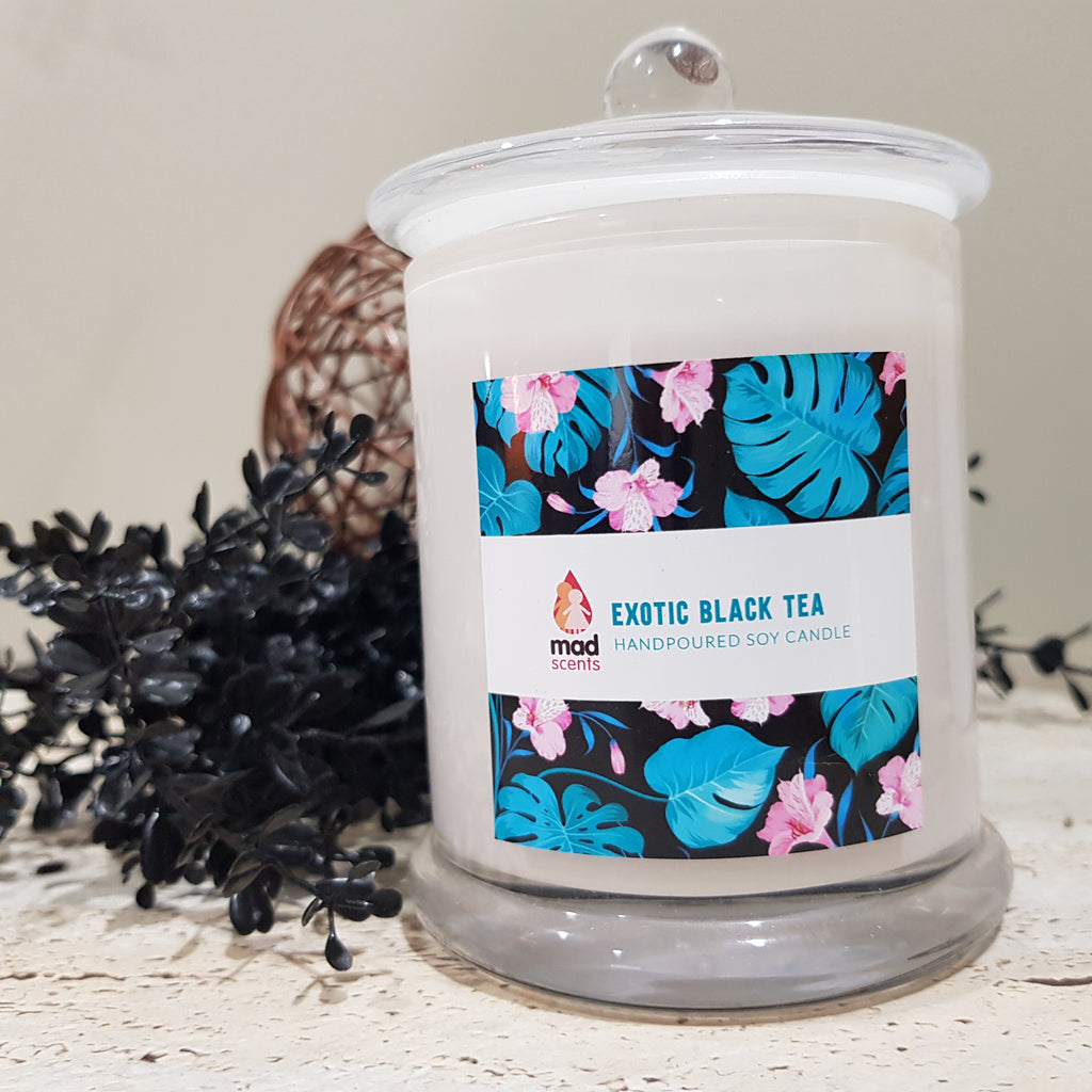 Exotic Black Tea - Signature Candle (Large)
