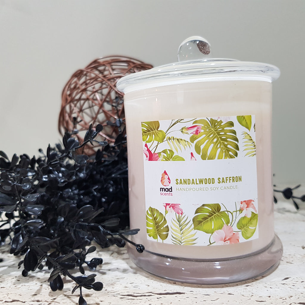 Wild Lemongrass - Signature Candle (Large)