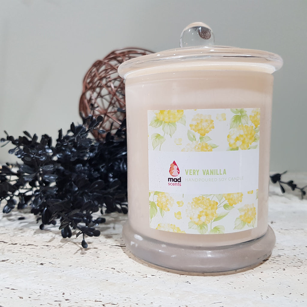 Very Vanilla- Signature Candle (Large)
