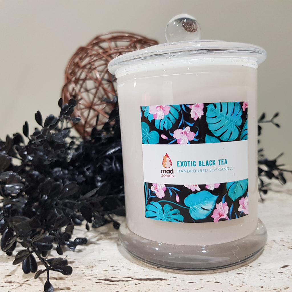 Exotic Black Tea- Signature Candle (Standard)