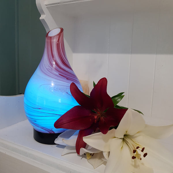 Muse - Hand-blown Glass Ultra Sonic Diffuser
