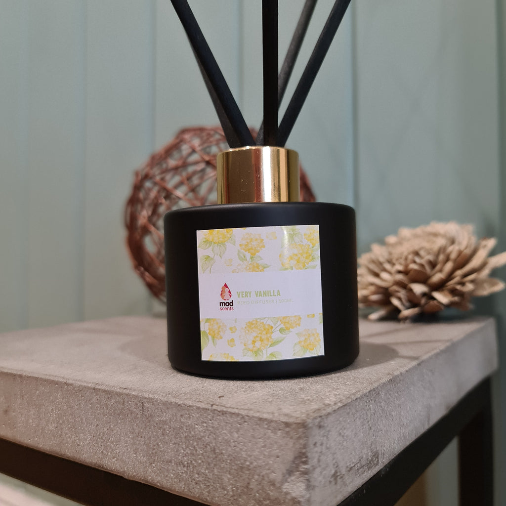 Very Vanilla - Signature Reed Diffuser 120ml
