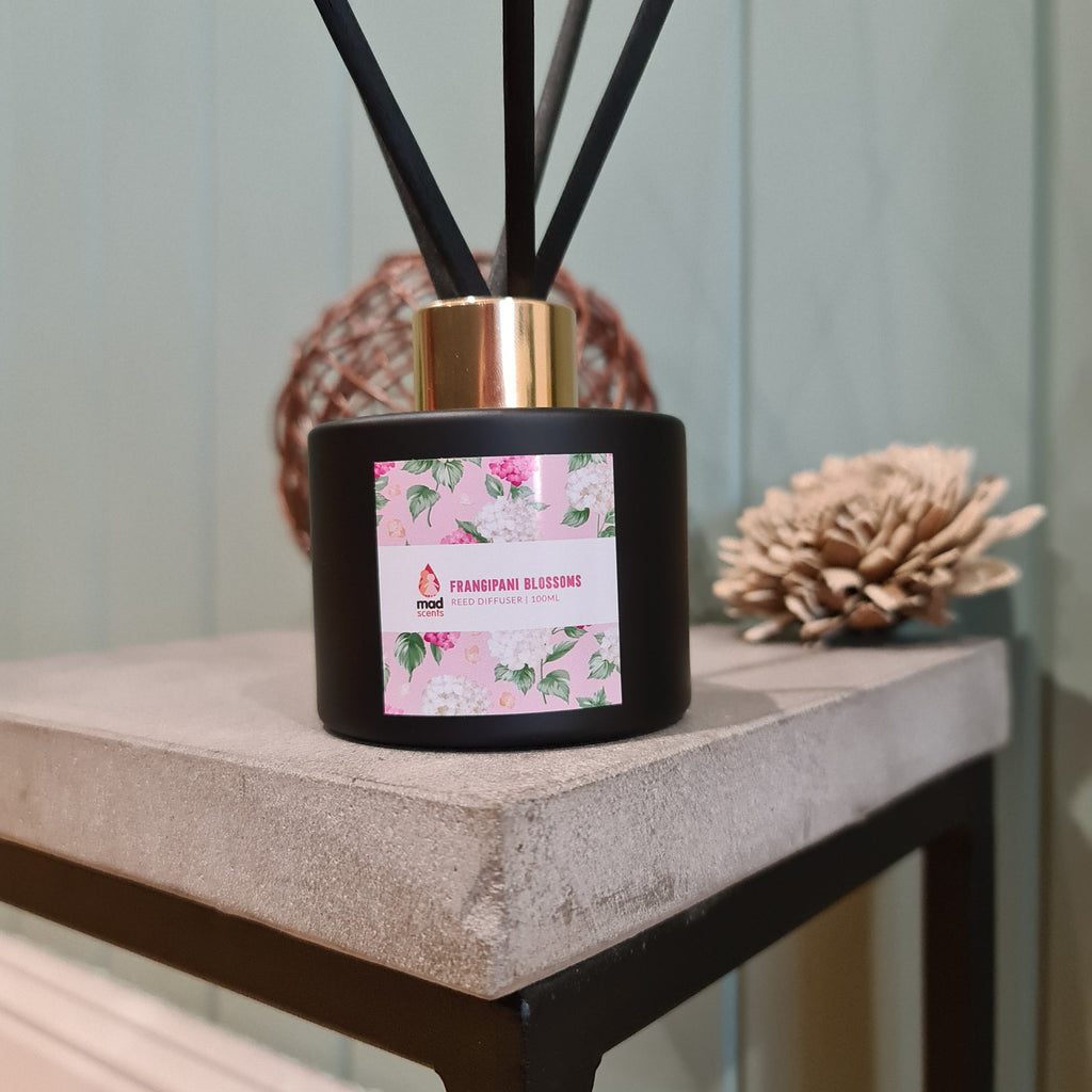 Frangipani Blossoms - Signature Reed Diffuser 120ml