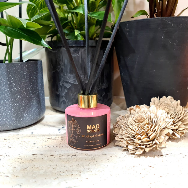 Kakadu Plum - Modish Pink Reed Diffuser (120ml)