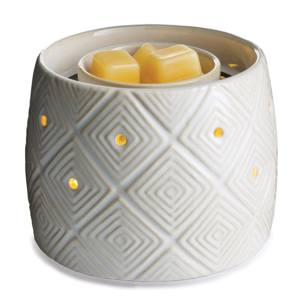 Geometric Illuminaire Fan Fragrance Warmer