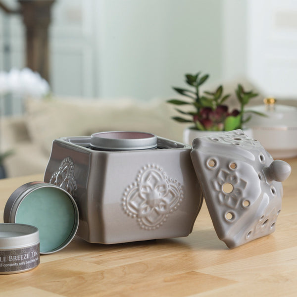 Chateau Candle Breeze Fan Fragrance Warmer