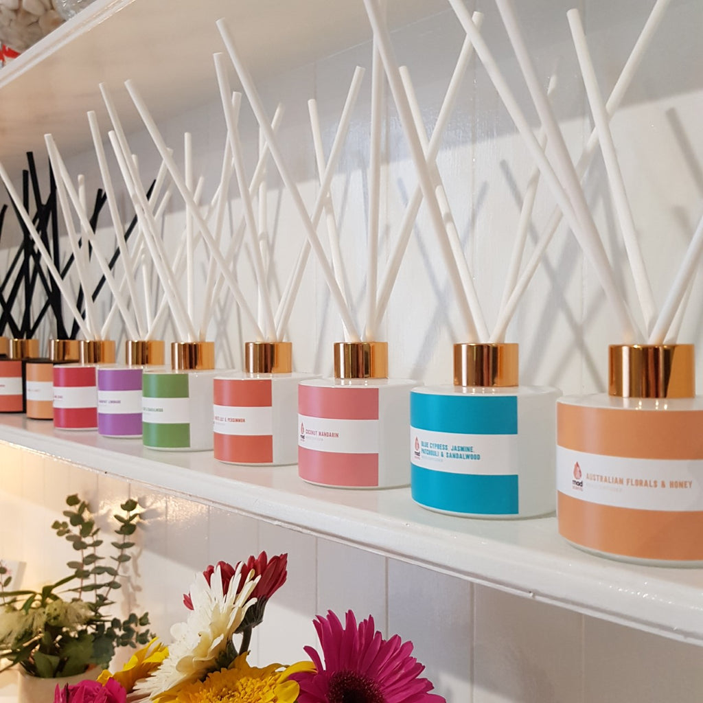 The Colour Range - White Reed Diffuser (120ml)