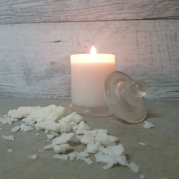 White Lily - Petite Soy Candle