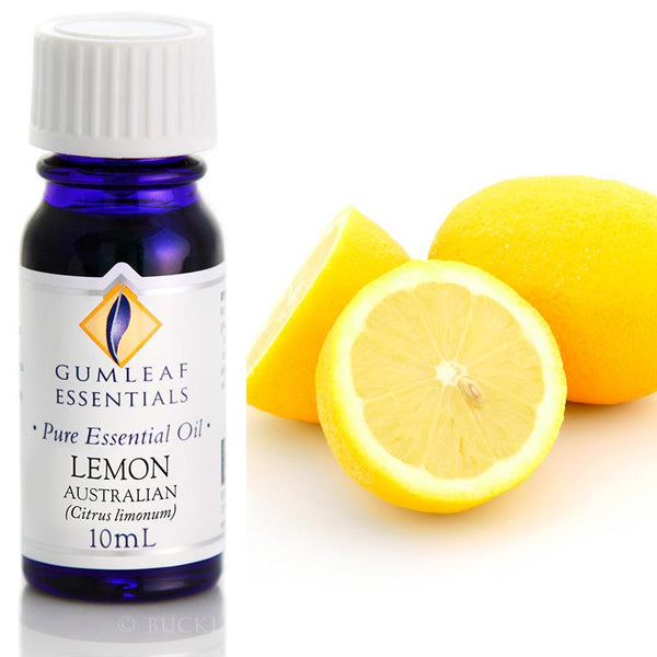 Lemon (Australian) - 10ml Essential Oil