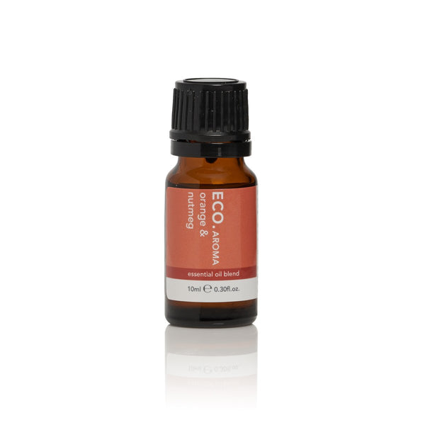 Orange & Nutmeg - 10ml Essential Oil Blend