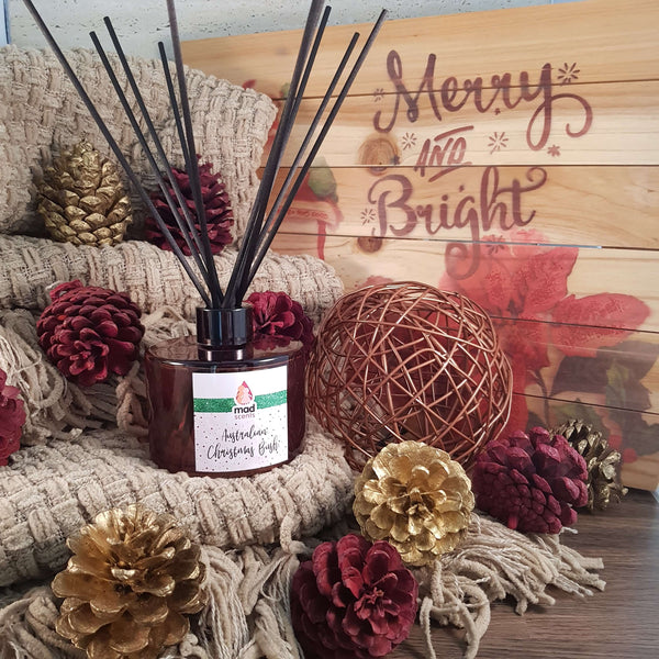 Australian Christmas Bush - Amber Reed Diffuser - 200ml