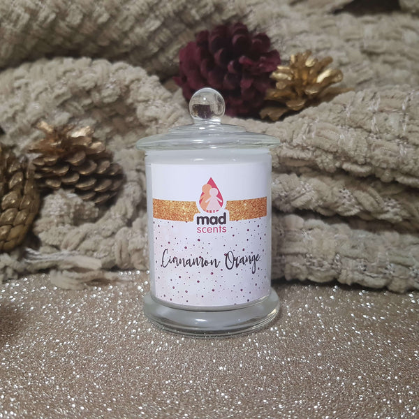 Cinnamon Orange - Petite Soy Candle