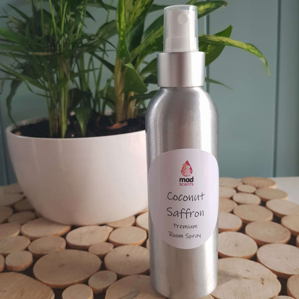 Coconut Saffron Premium Room Spray