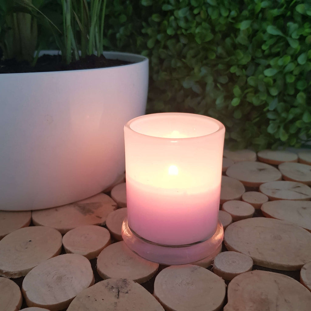 Custom -  White Petite Soy Candle