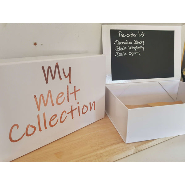 Custom Gift Box - White