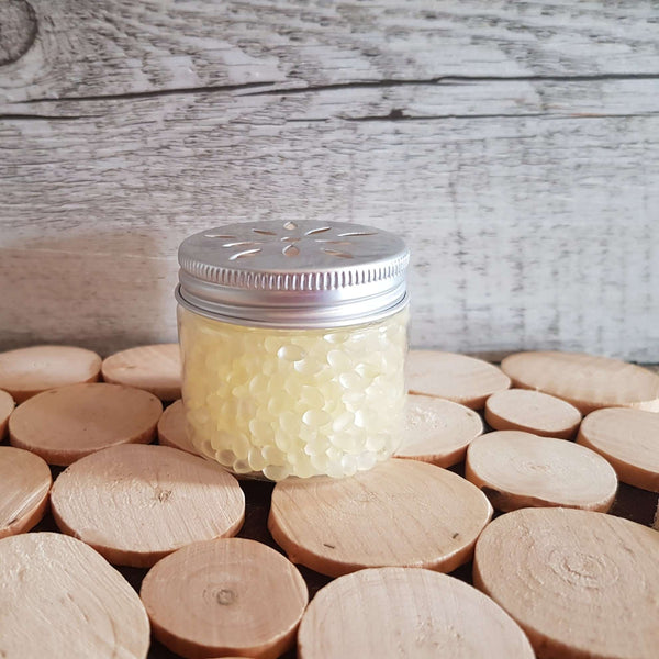 Iced Lemon Biscotti Aroma Bead Small Jar