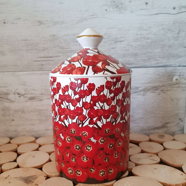 Pretty Little Poppies Luxe Canister Candle
