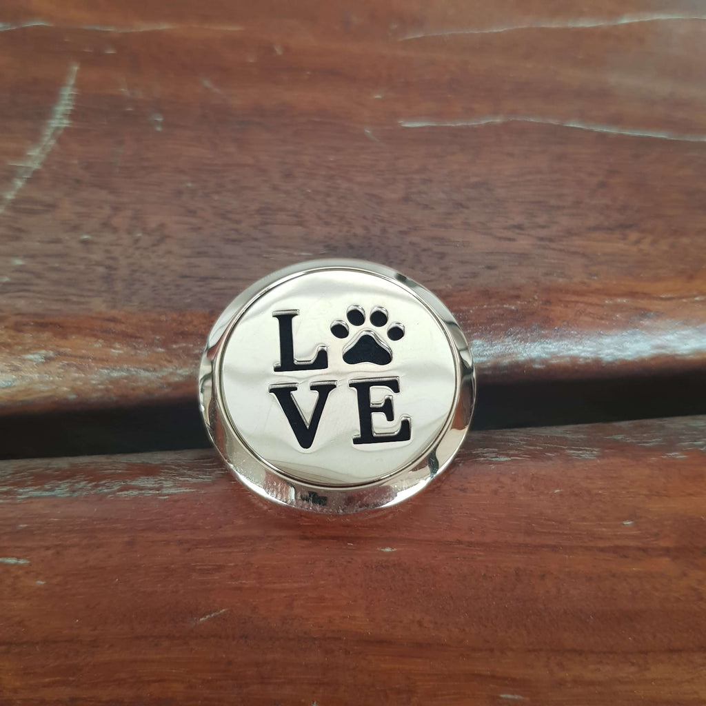 Puppy Love - Rose Gold car vent diffuser + fragrance oil