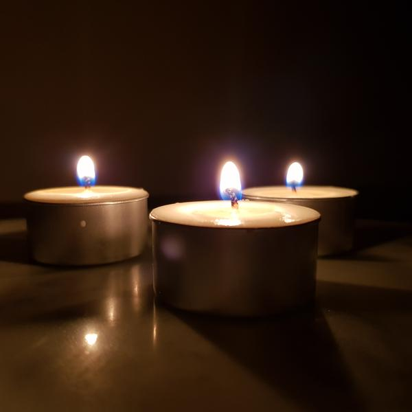 Tealight Candles - Colour Collection