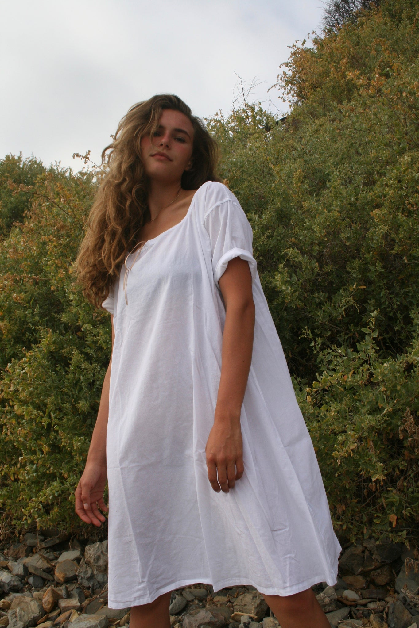 Cotton Nightdress