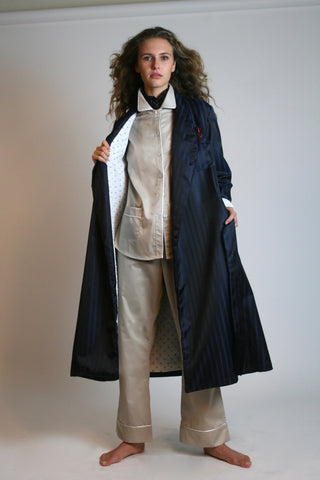 UNISEX SMOKING JACKET