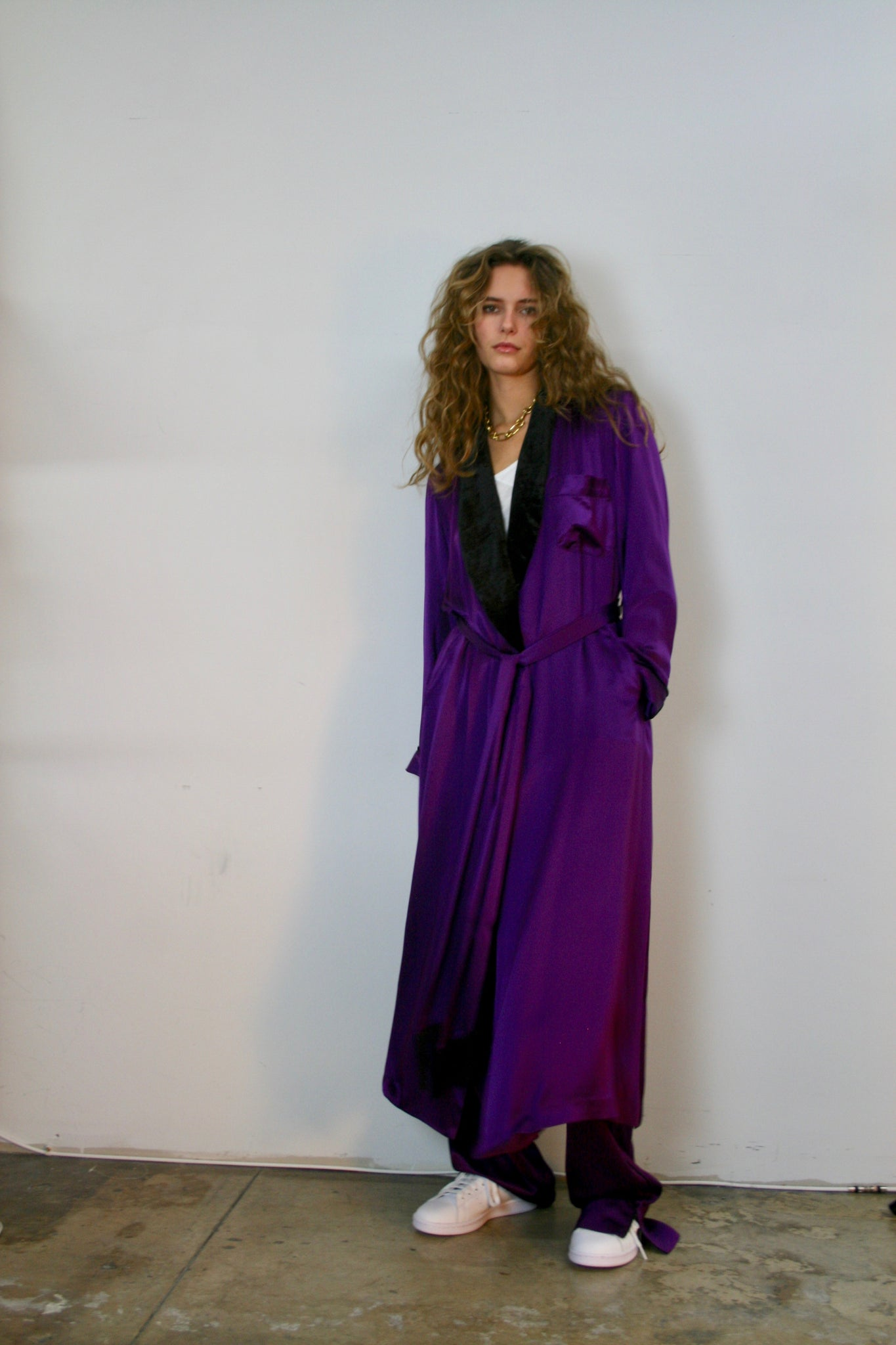 PURPLE ROBE