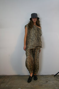 CHEETAH TEE SHIRT