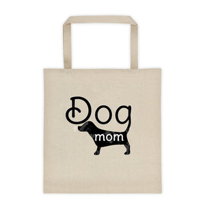 Dog Mom - Canvas Tote bag