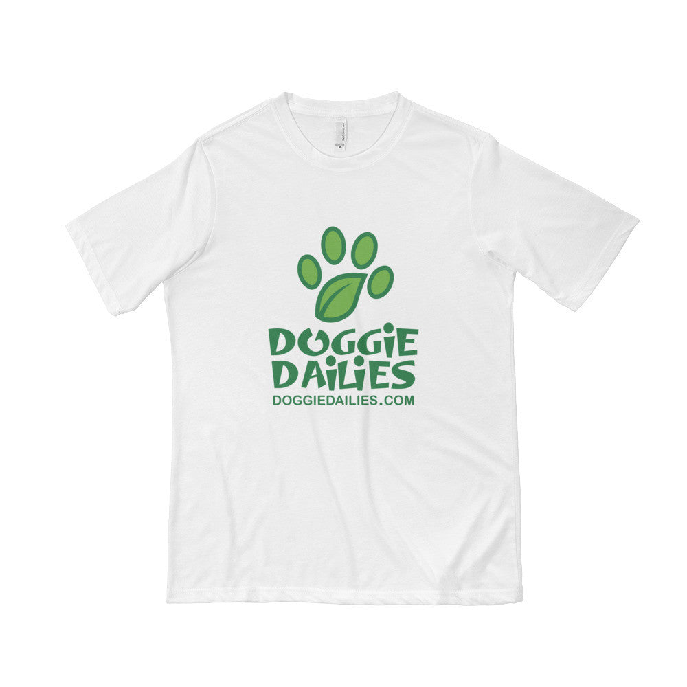 Doggie Dailies | Short Sleeve T-shirt | Premium Blend Soft Cotton