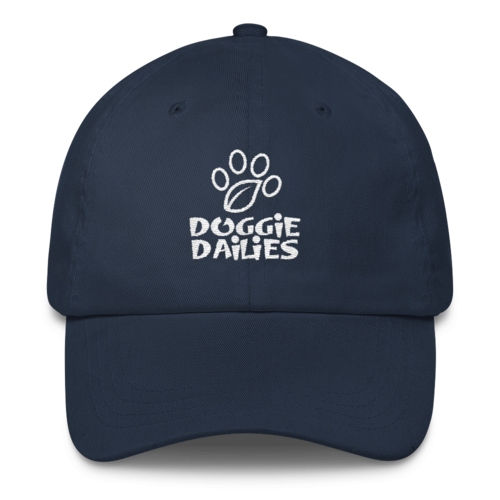 Doggie Dailies Classic Cotton Hat (Navy)