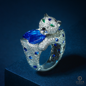 Lueur Sapphire Jewelry Collection