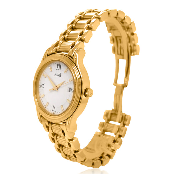 Piaget, 18K Lady's Polo Watch - Lueur Jewelry