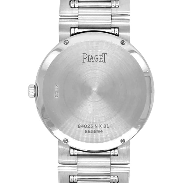 Piaget, 18K White Gold Watch - Lueur Jewelry